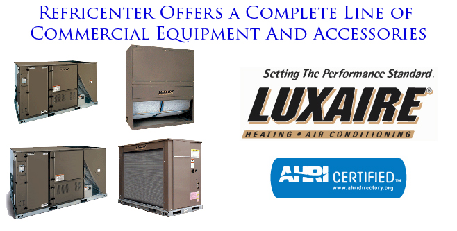 Luxaire Commerical Equipment
