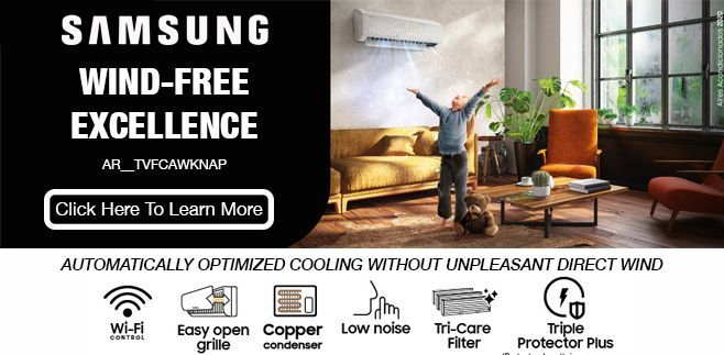 Samsung Wind-Free Excellence